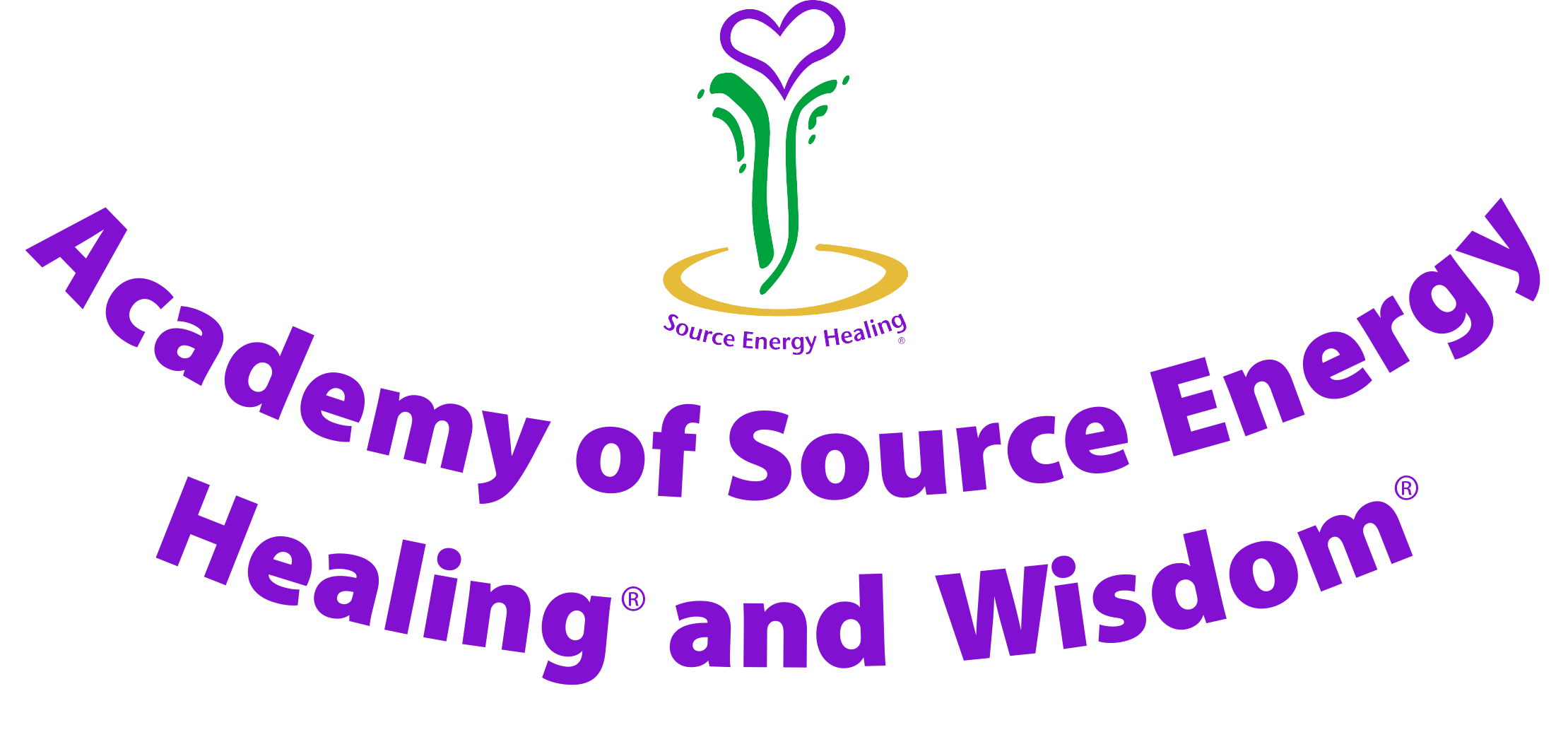The Academy of source Energy Healing and Wisdom Logo