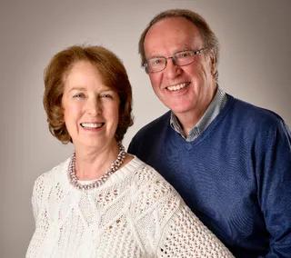 An image showing Peter & Jillian Stott